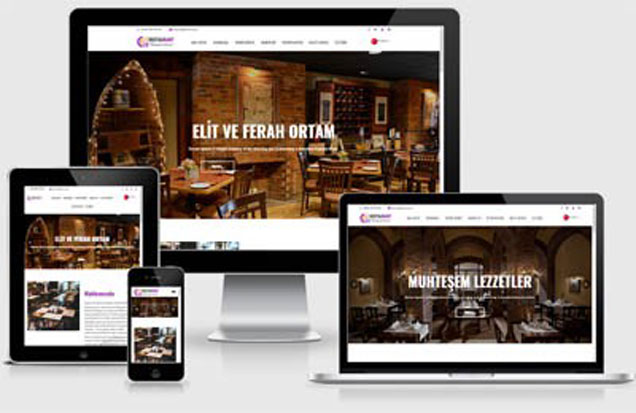 Restaurant Major Goz Web